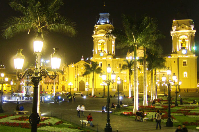Lima Iluminada