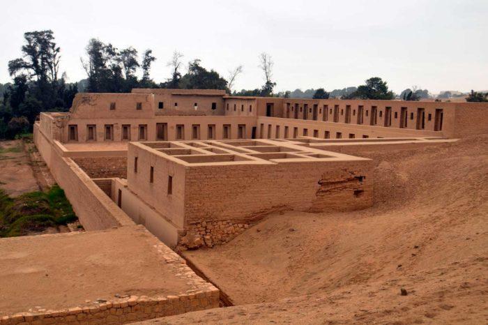 Ciudadela Sagrada de Pachacamác