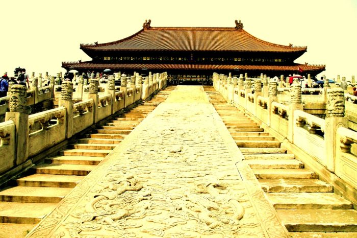 China with Avatar